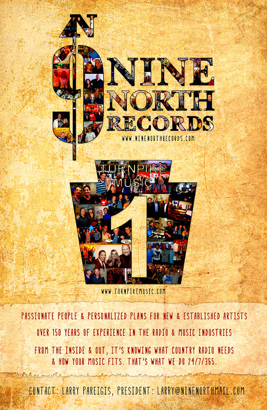Here's to a great 2014 from Nine North Records